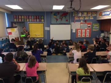 4th grade visit