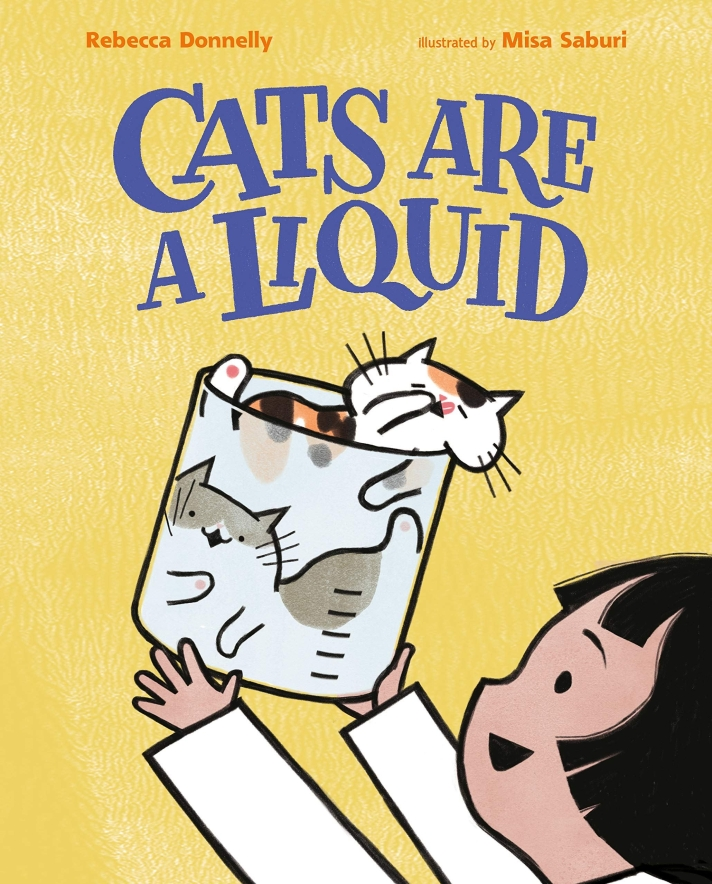 Cats Are a Liquid
